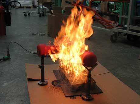 Программа тесты системы пожаротушения